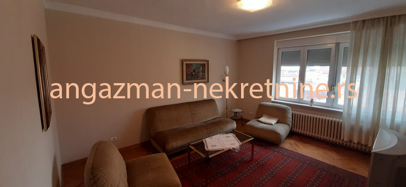 Vračar – Beogradska 77kvm+2T ID#11352